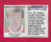 Liverpool Kenny Dalglish (DMHF)